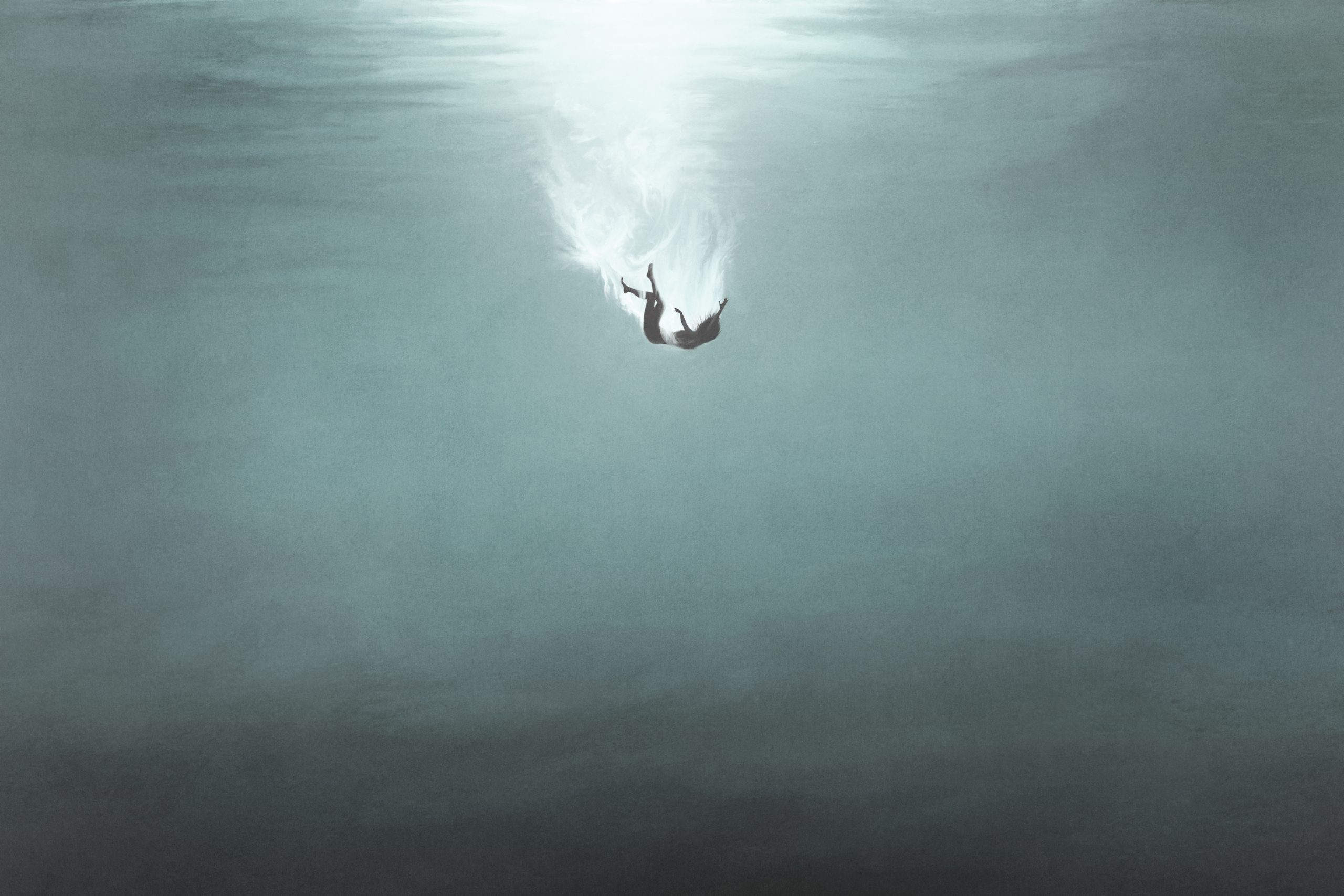 Sinking into life: the tragedy of our lost philosophy